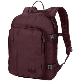 Jack Wolfskin Campus Rugzak, port wine